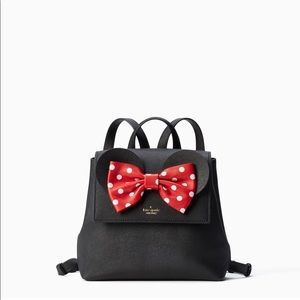 KATE SPADE BACKPACK MINNIE MOUSE EDITION